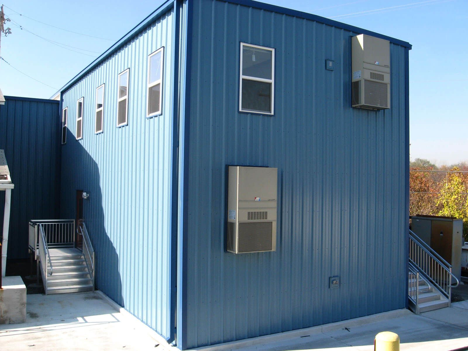 Bitumar Usa 2 Story Modular Office A Modular Building