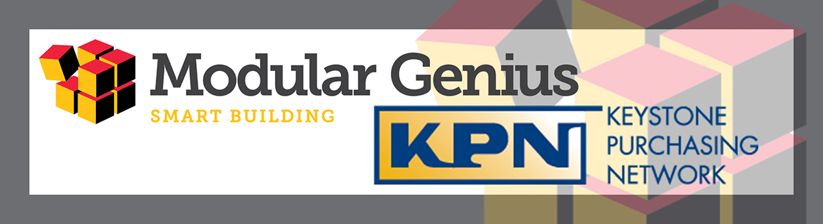 Modular Genius Awarded Keystone Purchasing Network Contract